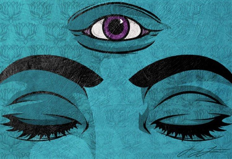 Resultado de imagen de tercer ojo