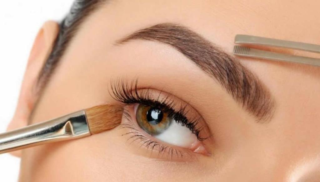 Resultado de imagen de cejas depiladas