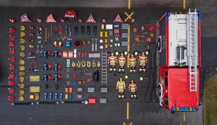 Firemen From Zurich