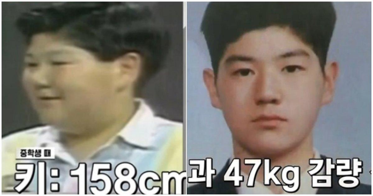 4 14.png?resize=412,275 - '아이돌도 못할 식단을 1일1식'으로 철저히 유지하는 중년의 배우'의 참는 비법 공개