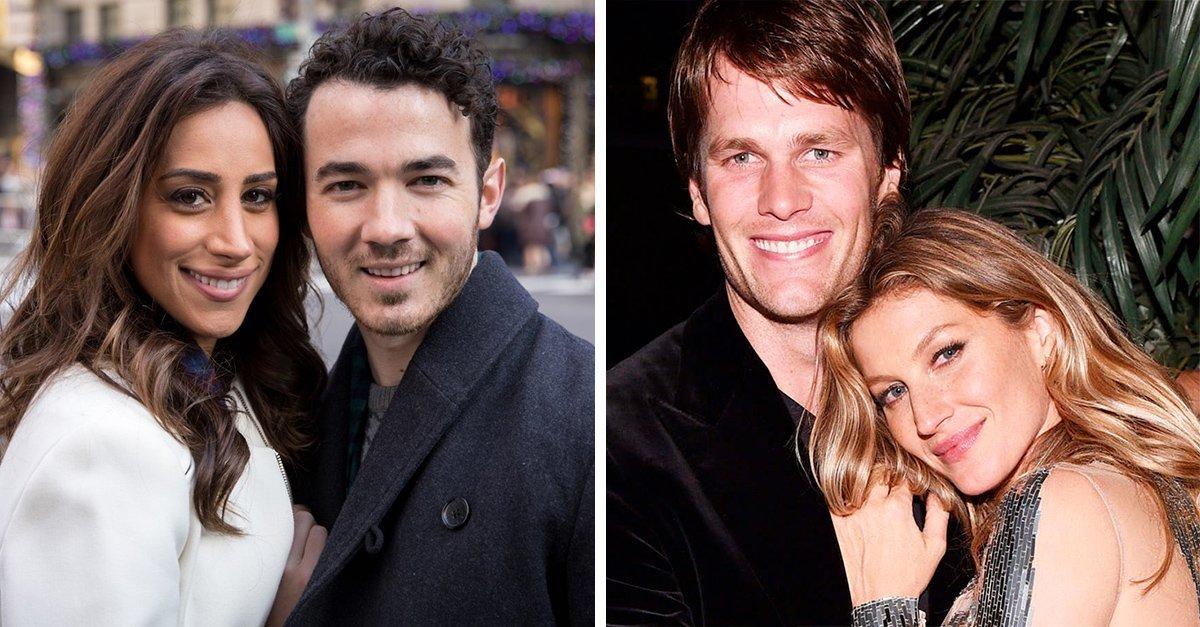 4 75.jpg?resize=1200,630 - 12 Parejas de famosos que cumplen 10 años de casados en 2019