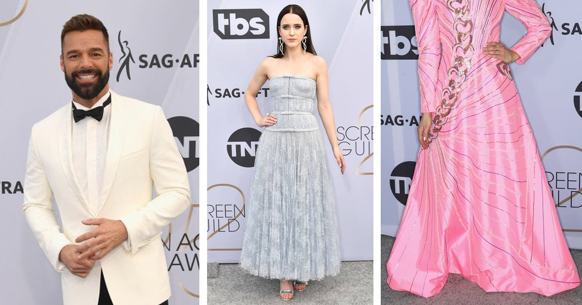 5 51.jpg?resize=1200,630 - Las 10 celebridades mejor y peor vestidas de los premios SAG Awards 2019