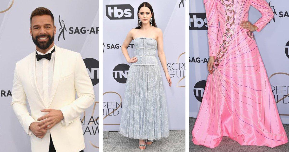 5 51.jpg?resize=412,232 - Las 10 celebridades mejor y peor vestidas de los premios SAG Awards 2019