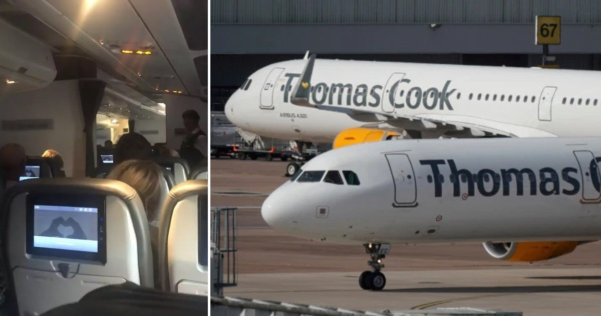 a 101.jpg?resize=1200,630 - Cabin Crew Member Broke Down In Tears During His Final Thomas Cook Flight