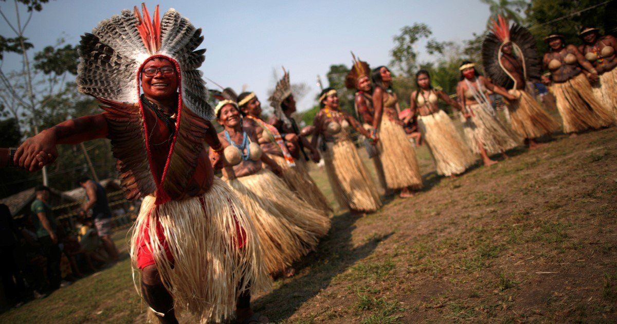 a 23.jpg?resize=412,232 - Indigenous Tribes Turned To Prayer As Thousands Of Fires Ravaged The Amazon