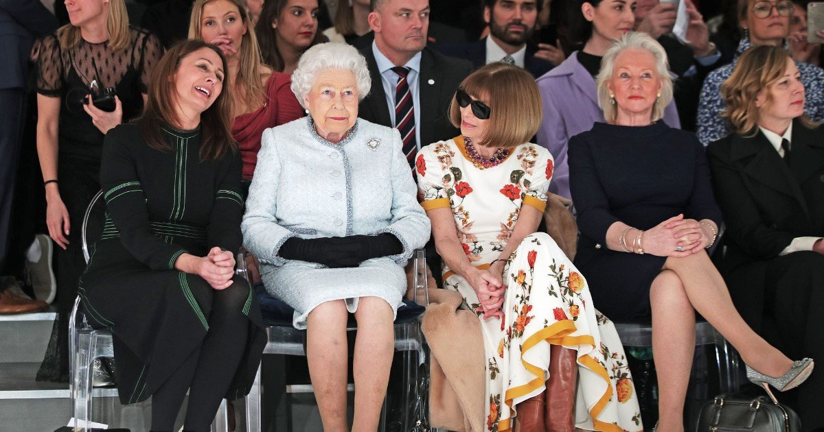 a 61.jpg?resize=1200,630 - You Can Now Grab A Seat In The Front Row At London Fashion Week For Just $310