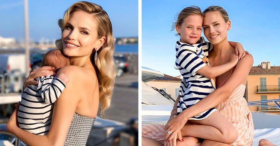 a3 8.jpg?resize=412,275 - Como são os filhos das mulheres mais bonitas do mundo (algumas ganharam na loteria genética)
