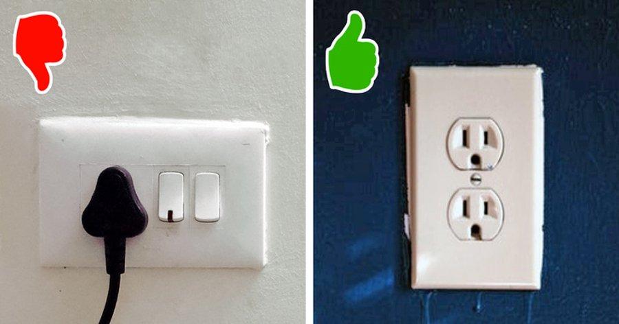 a7.jpg?resize=412,275 - 10+ Coisas que você faz todos os dias e não percebe, mas desperdiçam muita energia elétrica