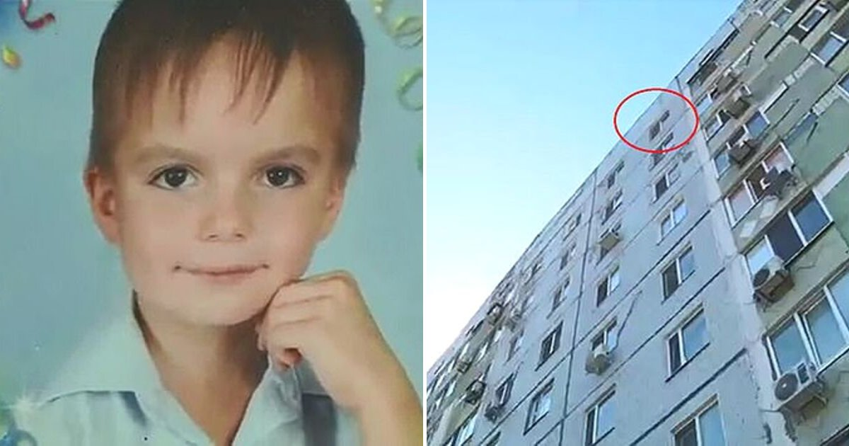 anton5.png?resize=1200,630 - 8-Year-Old Boy Jumped From 9th Floor Apartment To Run Away From His Parents
