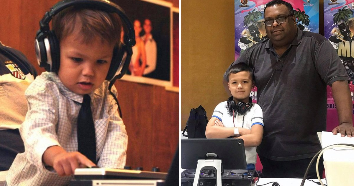 bbbbss.jpg?resize=1200,630 - Youngest DJ Of UK Who Is Only 10 Years Old Has Won Many Hearts
