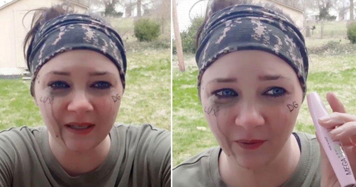 blogger mascara pepper spray.jpg?resize=412,232 - Beauty Blogger Pepper Sprayed Her Own Eyes To Test Out Mascaras