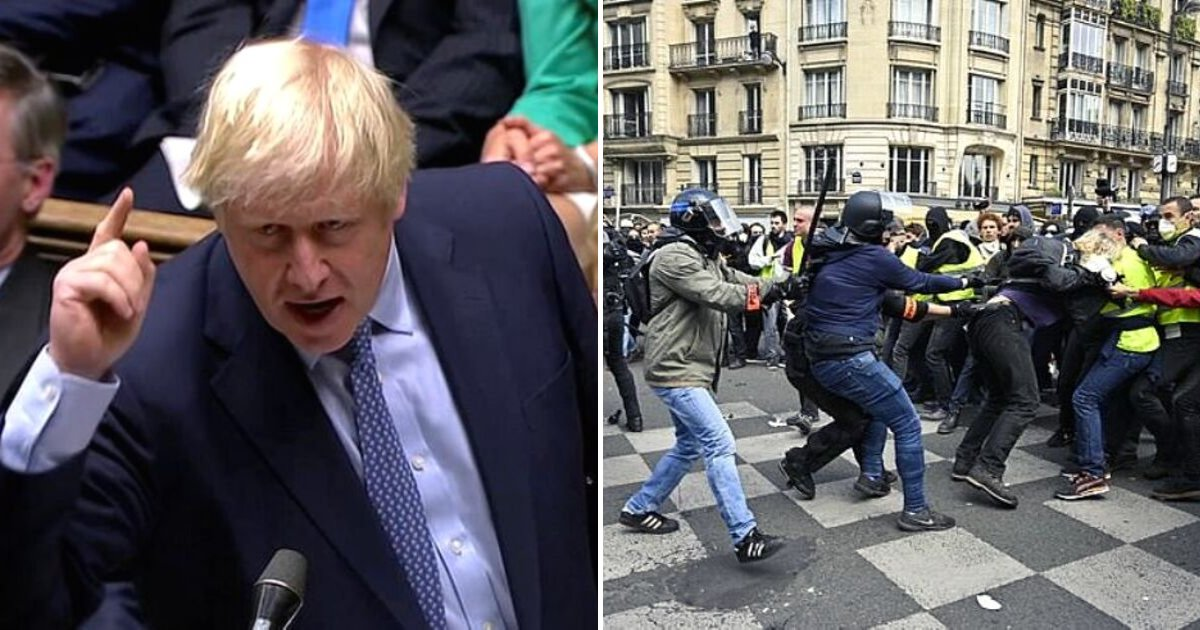 brexit3.png?resize=1200,630 - Cabinet Minister Warned Violence In Britain Will Erupt If Brexit Is Not Delivered