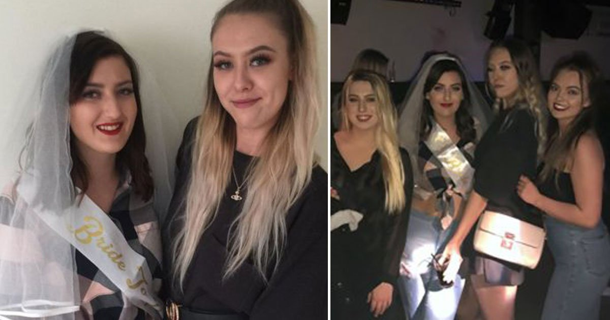 bride to be friend saved man.jpg?resize=1200,630 - Bride-To-Be And Her Friend Saved An Elderly Man From A Burning Building