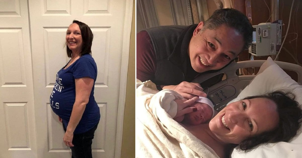 c3.jpg?resize=1200,630 - A Couple Was Thrilled To Welcome Their Newborn Son - Three Years After He Was First Conceived
