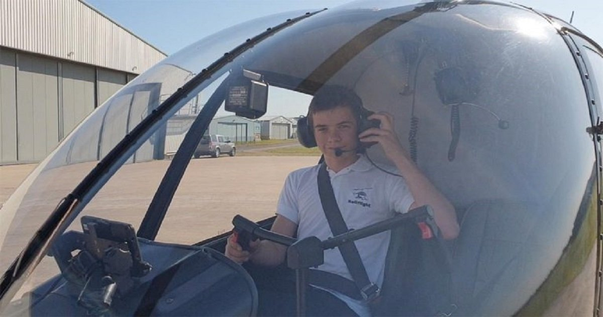 h3 5.jpg?resize=1200,630 - This Teen Could Operate Helicopters By Himself But Has Never Been On A Plane