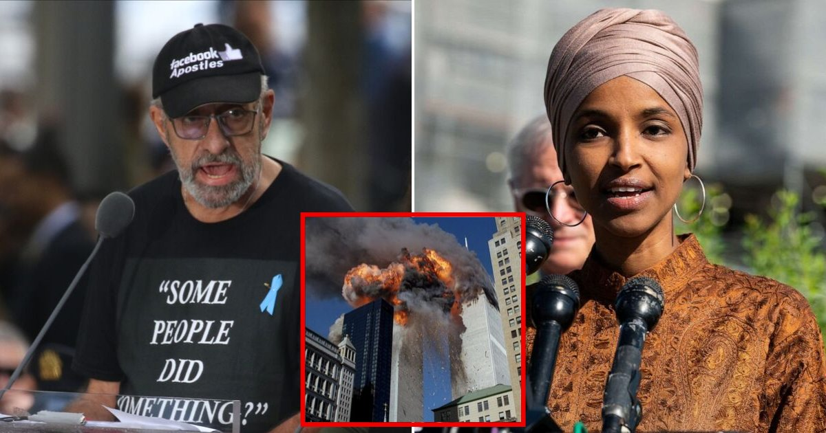haros2.png?resize=1200,630 - 9/11 Victim's Son Attacked Ilhan Omar For Dismissing The Tragedy As 'Some People Did Something'