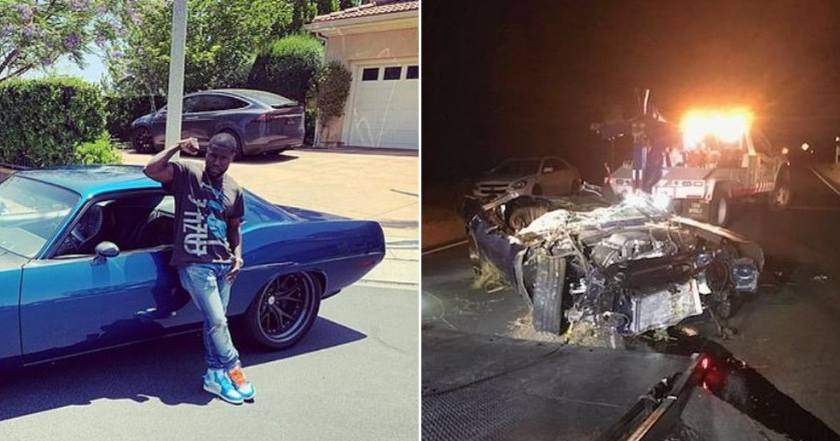 Kevin Hart, 40, Suffered Severe Injuries After He Was