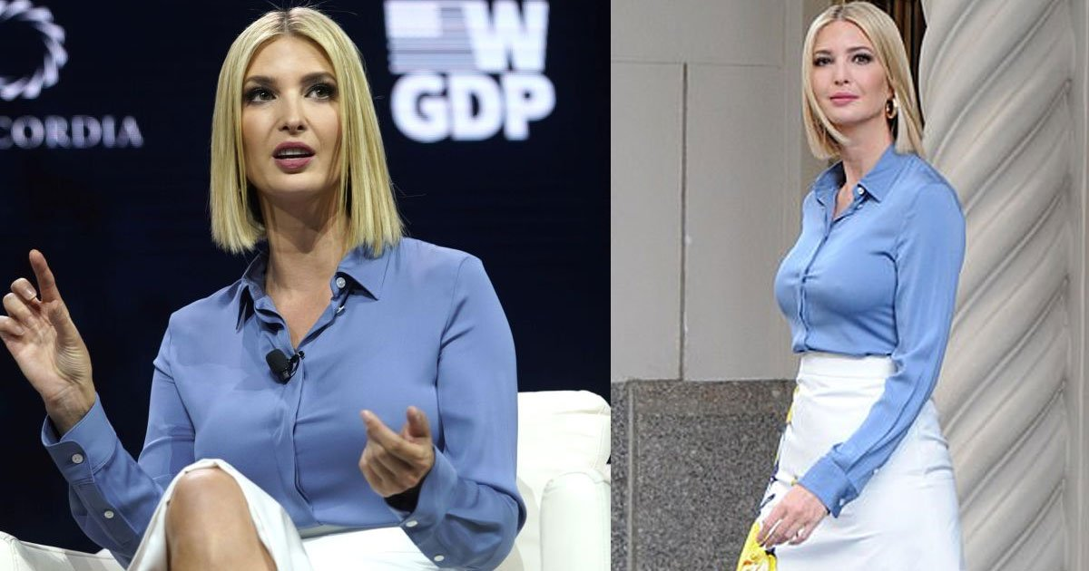 ivanka trump went through a little wardrobe malfunction at united nations general assembly.jpg?resize=412,275 - Ivanka Trump Went Through A Little Wardrobe Malfunction At UN