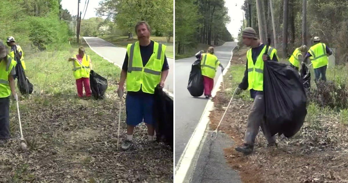 litter5.png?resize=300,169 - Une ville américaine paye des personnes sans abri pour ramasser les déchets