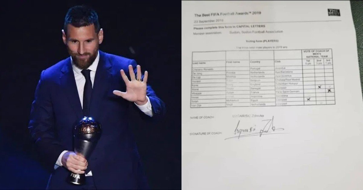 messi.jpg?resize=412,275 - FIFA 올해의 선수상 투표조작 의혹