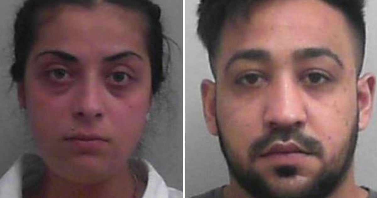 pair modern slavery.jpg?resize=1200,630 - A Pair - Who Forced A Housemate To Sleep Under The Stairs And Banned Him From Using Bathroom - Found Guilty Of Modern Slavery