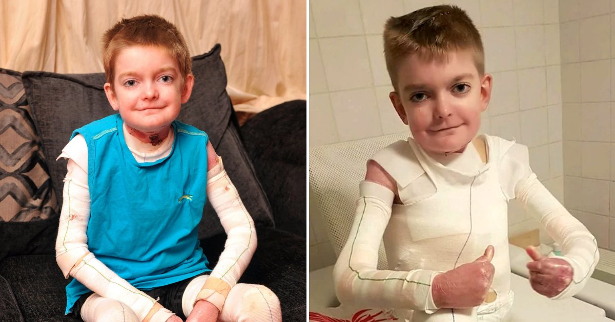 rhys6.png?resize=1200,630 - 13-Year-Old Boy Who 'Had Enough Of Life' Received Over 10,000 Birthday Cards From Across The Globe