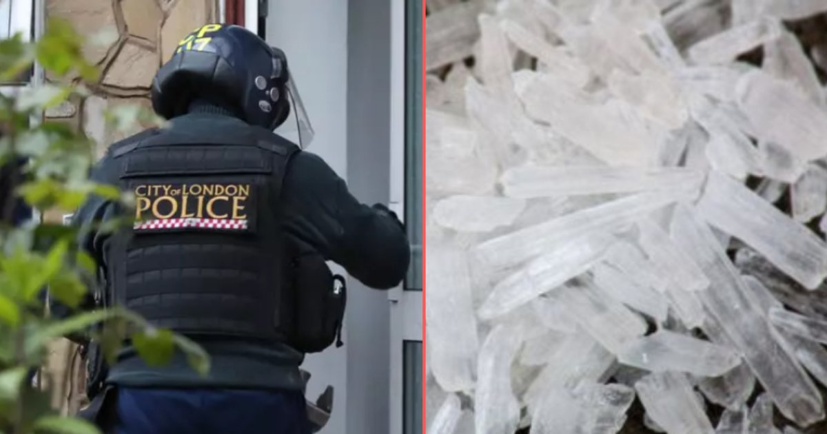 s1 4.png?resize=1200,630 - Meth Addict Raided Another Addict's House Disguised As A Police Officer