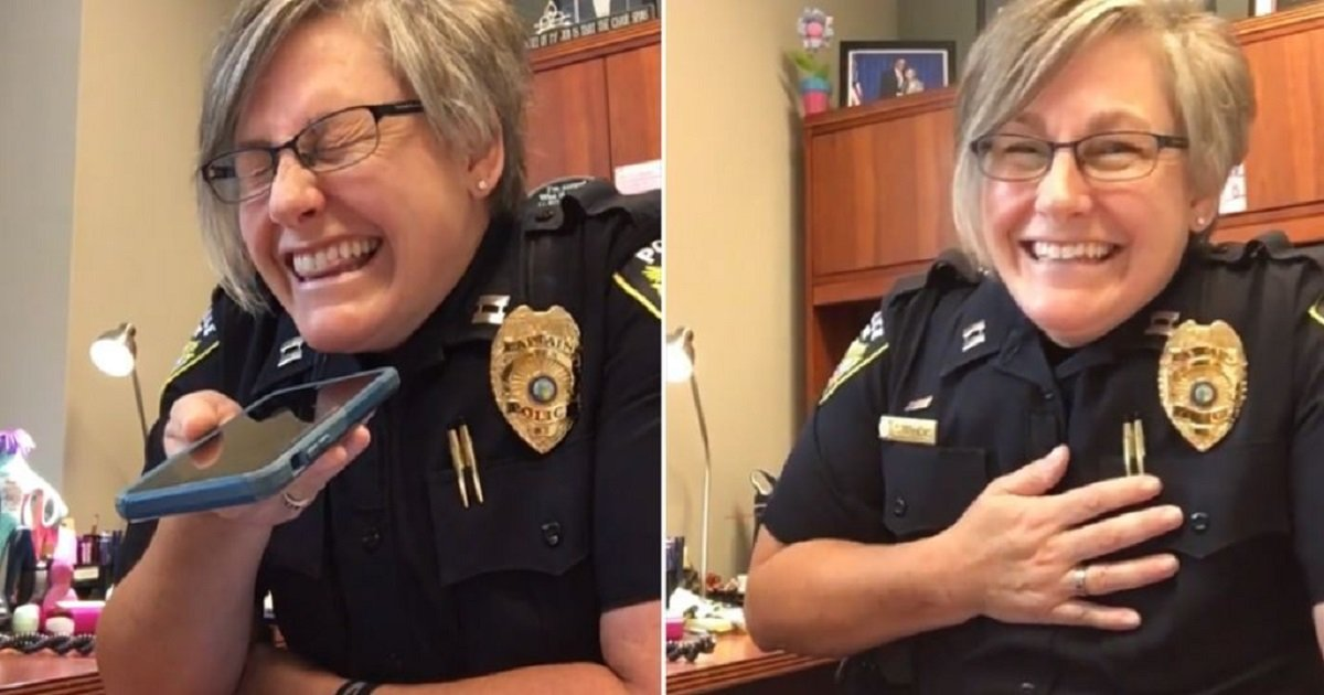 s3.jpg?resize=1200,630 - Police Captain Hilariously Trolled Two Phone Scammers Who Claimed She Was About To Be Arrested