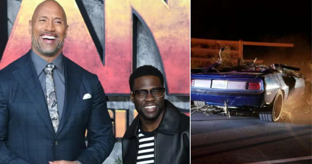 s4 5.png?resize=412,232 - Dwayne Left His Honeymoon Earlier To Support Kevin Hart After His Terrifying Accident