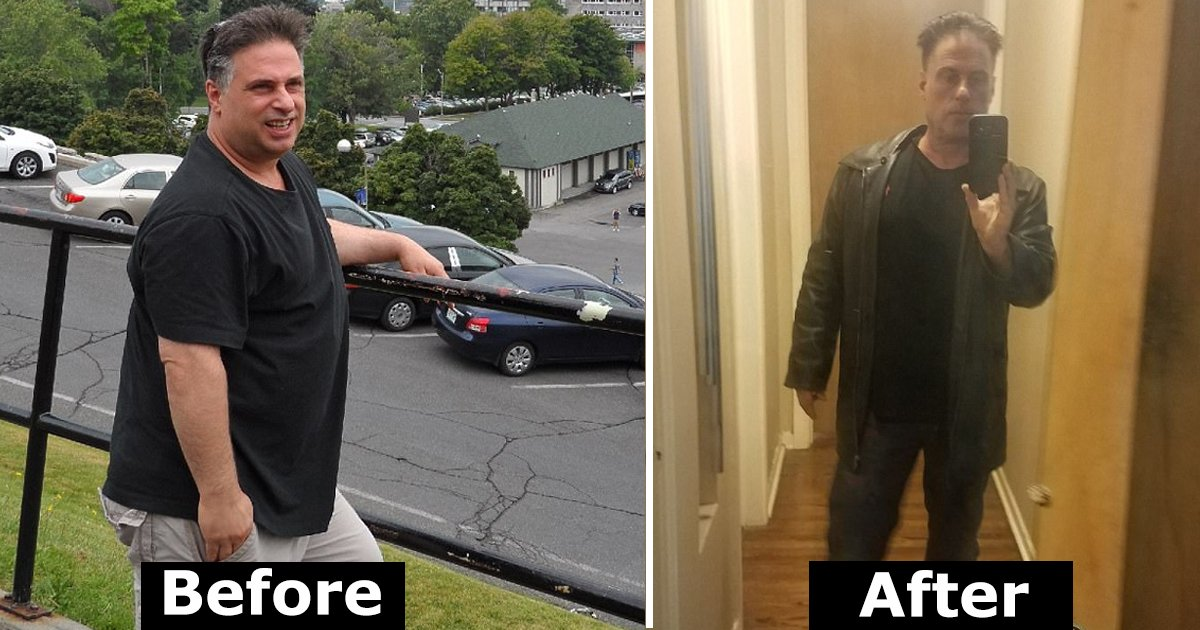 sdfsdfsdf 1.jpg?resize=1200,630 - A 52 Years Old Man Lost 50 Lbs By Eating 12 Tacos A Day Now Looks 10 Years Younger
