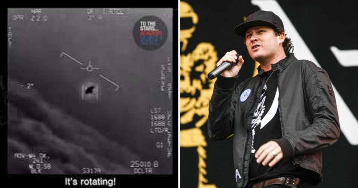 ufo5.png?resize=412,232 - US Navy Confirmed The 'Unidentified Flying Objects' In Tom DeLonge's Videos Were Real