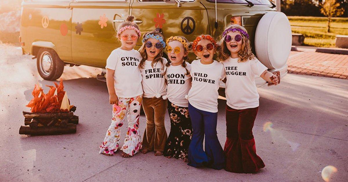 untitled 1 103.jpg?resize=300,169 - Cinq petites filles ont fait une séance photo sur le thème des années 60