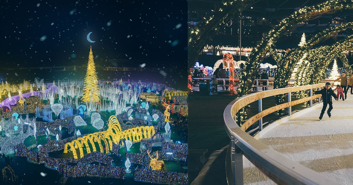 untitled 1 118.jpg?resize=1200,630 - The World's Largest Christmas Light Maze Will Open In 3 Locations This Year