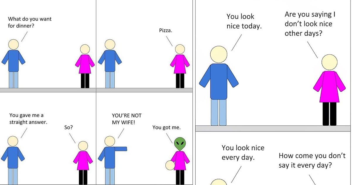 untitled 1 18.jpg?resize=1200,630 - A Dad Created Hilarious Comics About His Life With 5 Girls In The House
