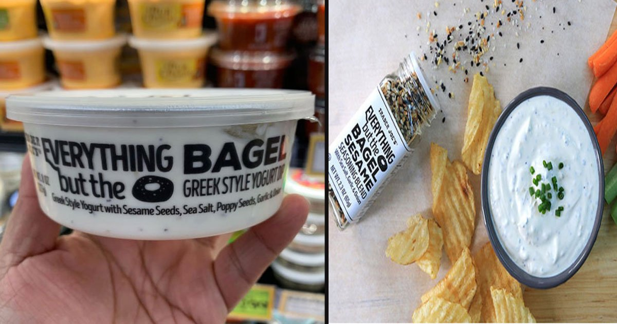 untitled 1 24.jpg?resize=1200,630 - Trader Joe's Launched 'Everything But The Bagel Dip'