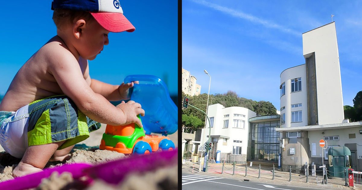 untitled 1 57.jpg?resize=412,232 - A Hospital In Italy Created A Beach For Younger Patients