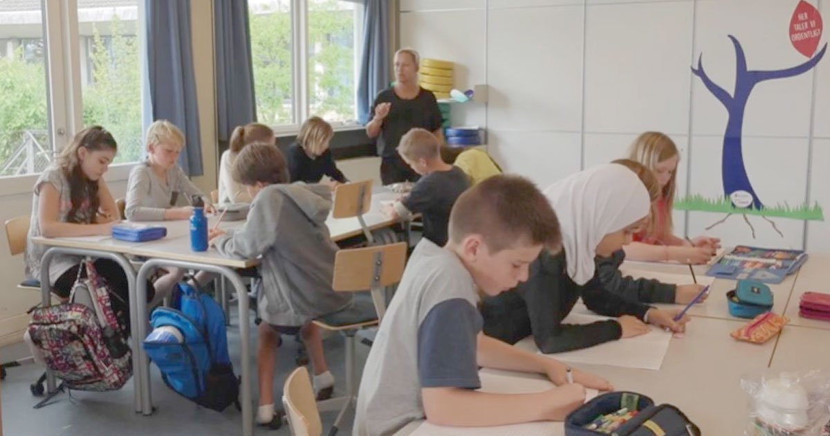 untitled 1 73.jpg?resize=1200,630 - Empathy Lessons Are Taught To Students Aged 6 To 16 Years Old In Denmark