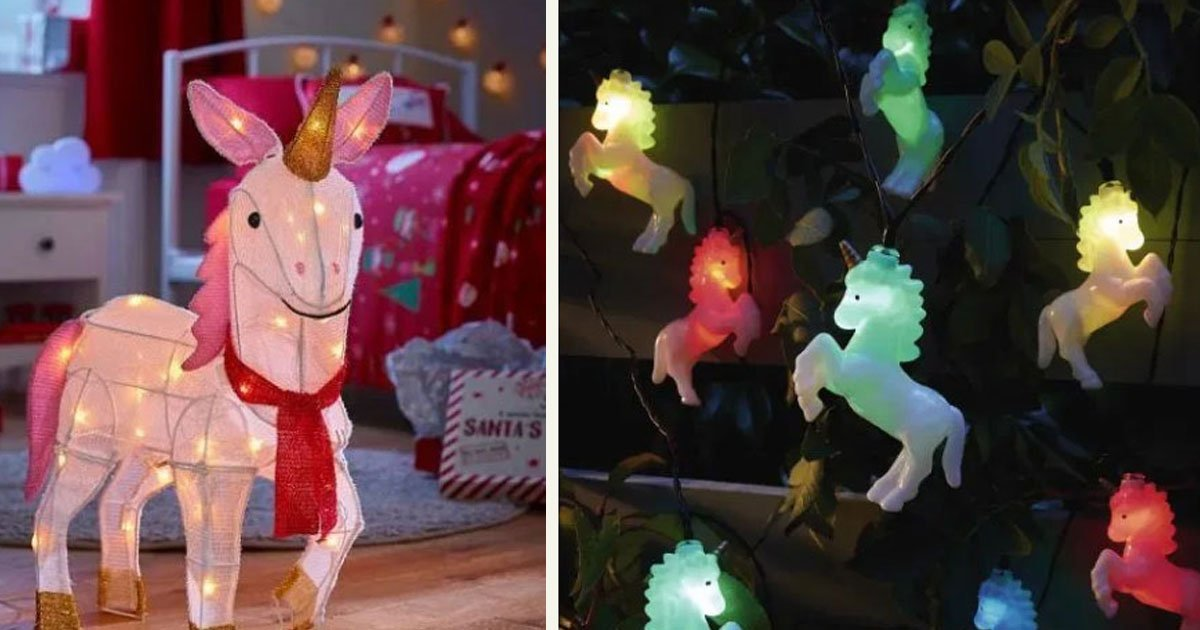untitled 2 9.jpg?resize=1200,630 - This Unicorn-Shaped Christmas Light Is All You Need To Brighten Up Your Home This Winter