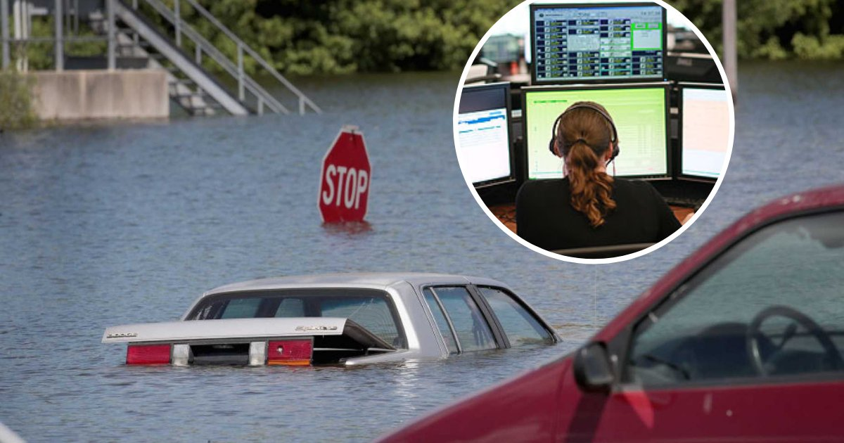 untitled design 13.png?resize=1200,630 - Woman Trapped In Car Amid Flash Flood Passed Away After Emergency Dispatcher Scolded Her