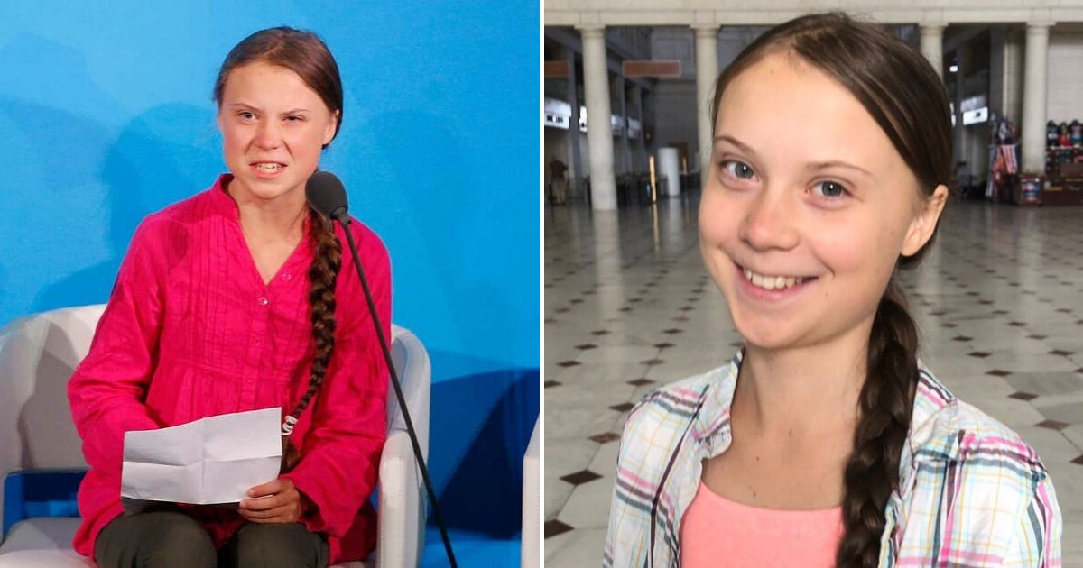untitled design 27 1.png?resize=1200,630 - Greta Thunberg Struck Back At Haters Days After Scolding World Leaders At United Nations Summit