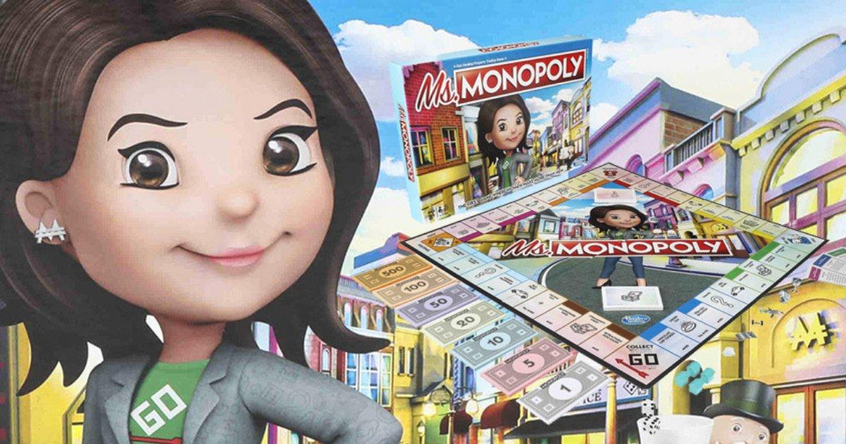 untitled design 37.png?resize=412,232 - Hasbro lance un Monopoly qui offre aux femmes plus d'argent au départ que les hommes
