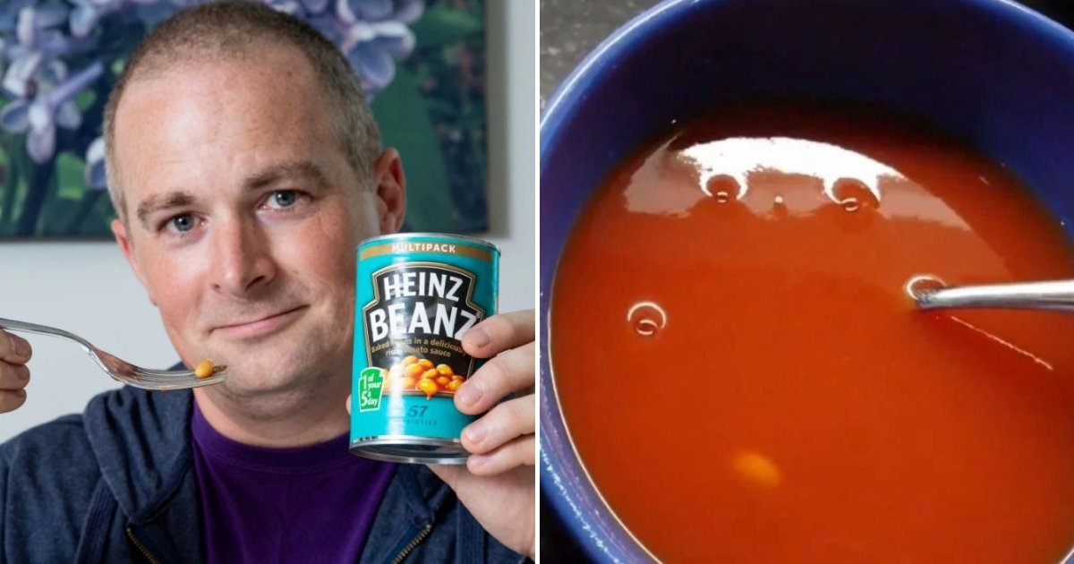 untitled design 4.png?resize=1200,630 - Guy Baffled After Finding Only One Bean Inside Heinz Beanz Can