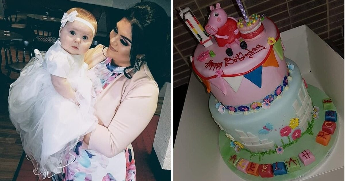 untitled design 54.png?resize=1200,630 - Stranger Paid For Girl's Birthday Cake Because His Own Daughter Had Already Passed Away