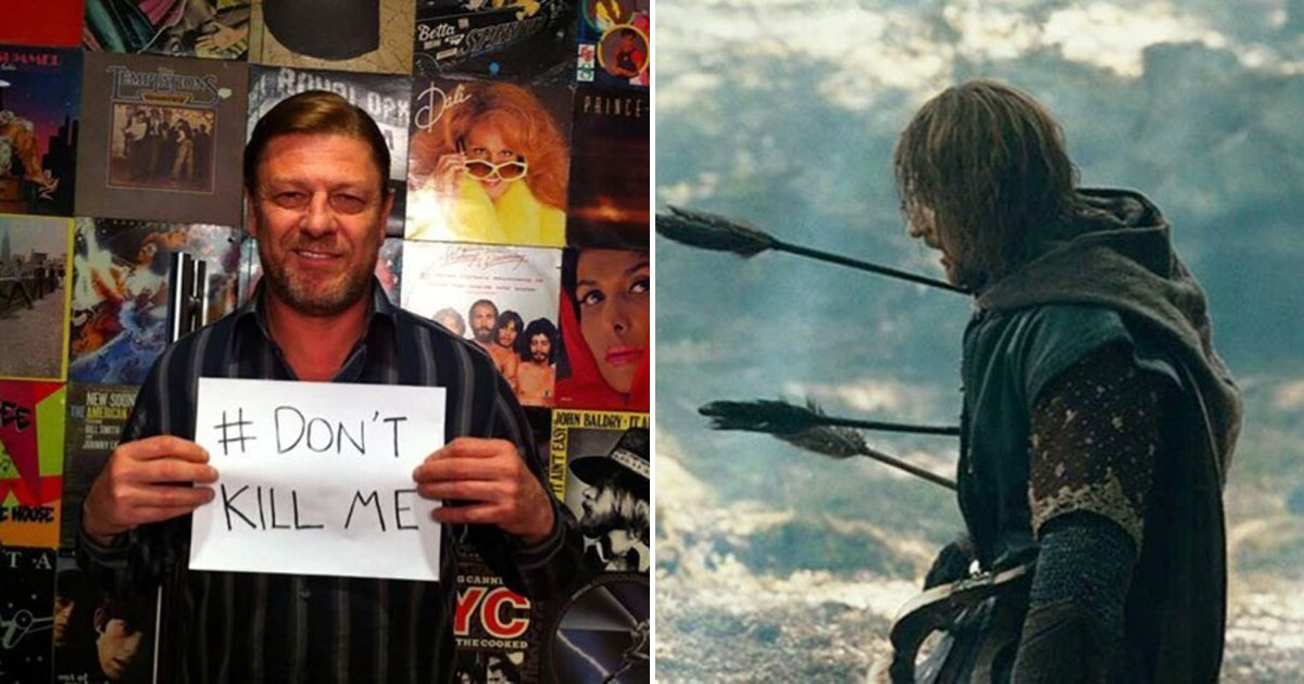 untitled design 95.png?resize=1200,630 - Actor Sean Bean Refuses To Accept Roles Where He Would Be Killed Off After Dying On Screen For 23 Times