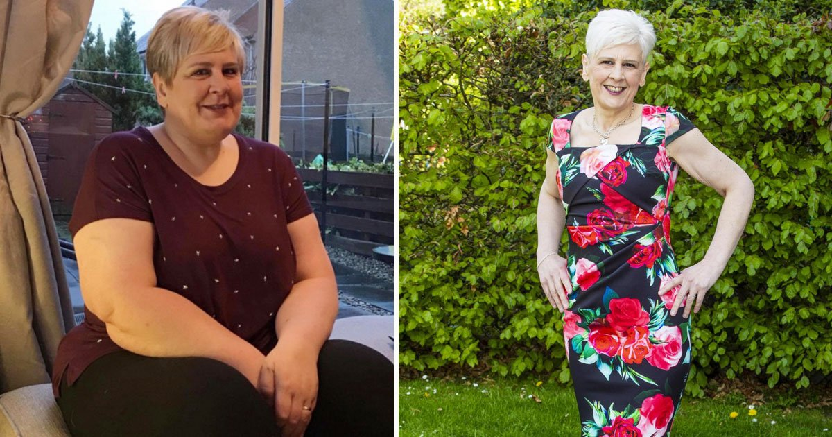woman lost nine stone.jpg?resize=412,232 - Woman - Who Used To Spend £70 A Week On Takeaways - Lost Nine Stone In Just 17 Months