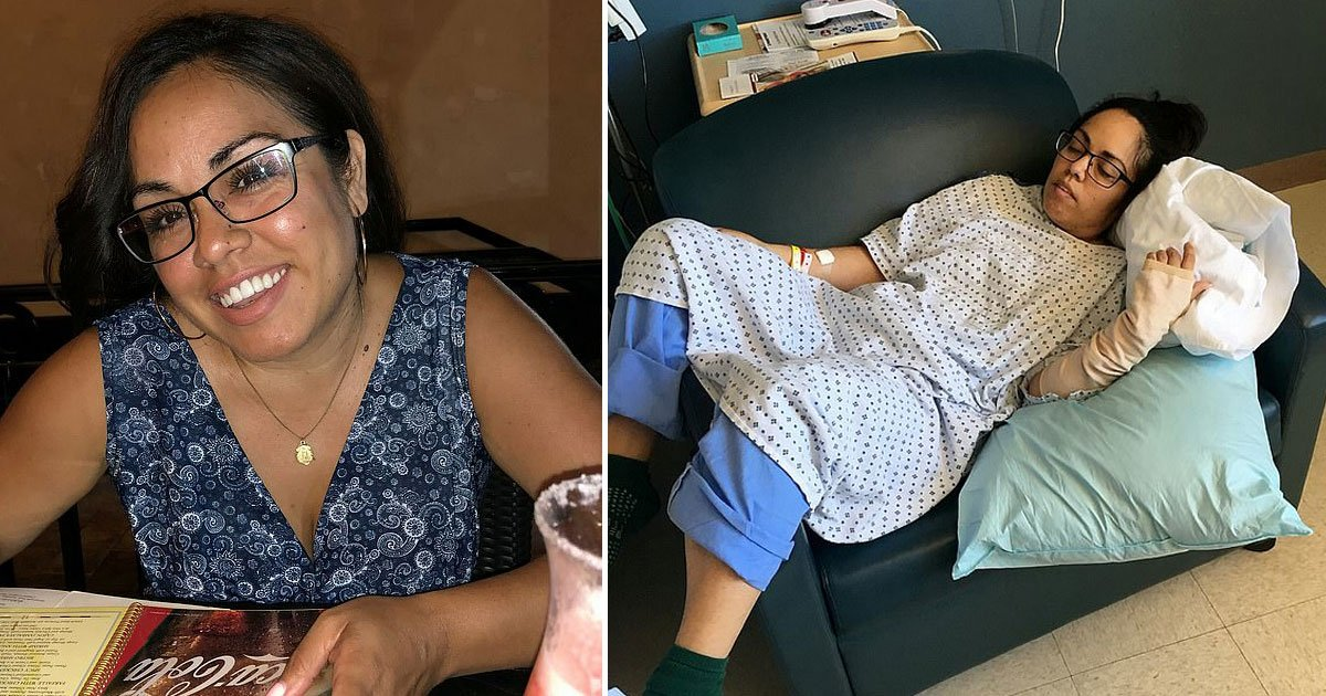 woman possesses suffered rare disease.jpg?resize=1200,630 - Woman - Whose Husband Thought She Was Possessed - Turned Out To Be Suffering From A Rare Condition