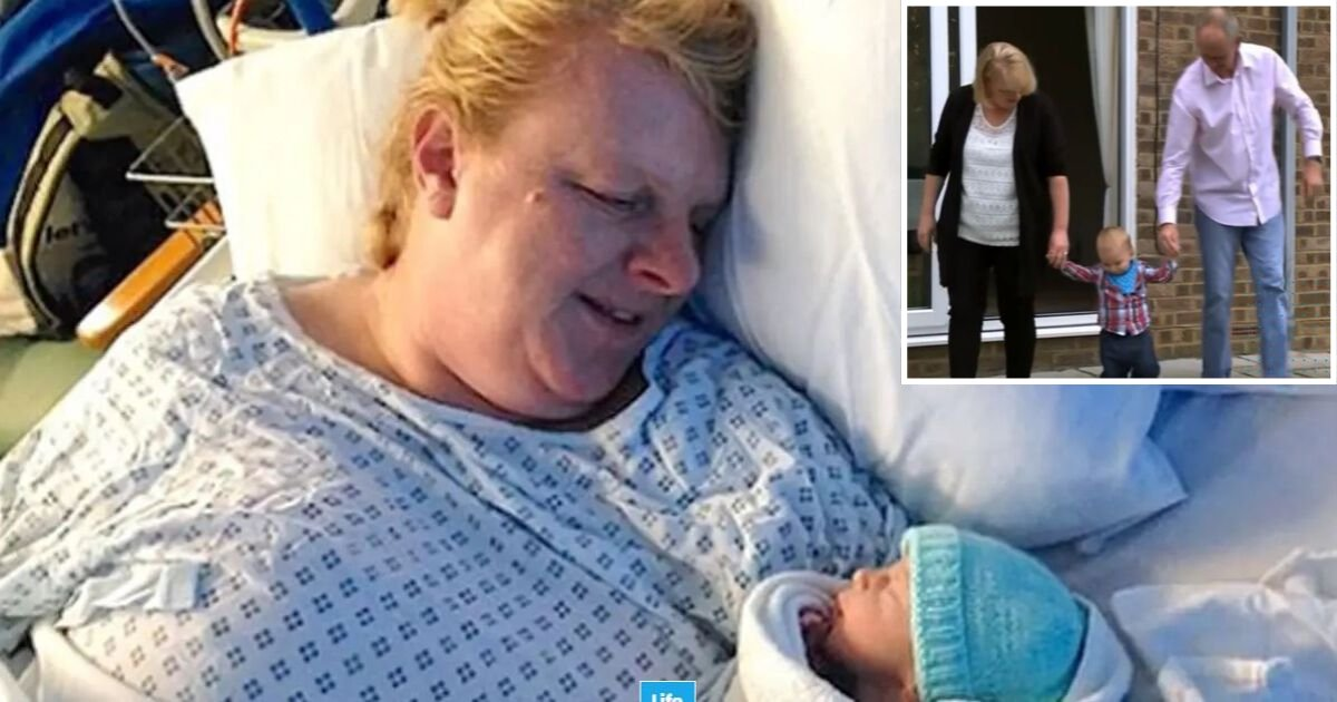 y 6 2.png?resize=412,275 - Woman Who Had 16 Miscarriages Within 18 Years Finally Gave Birth Before Her 50th Birthday