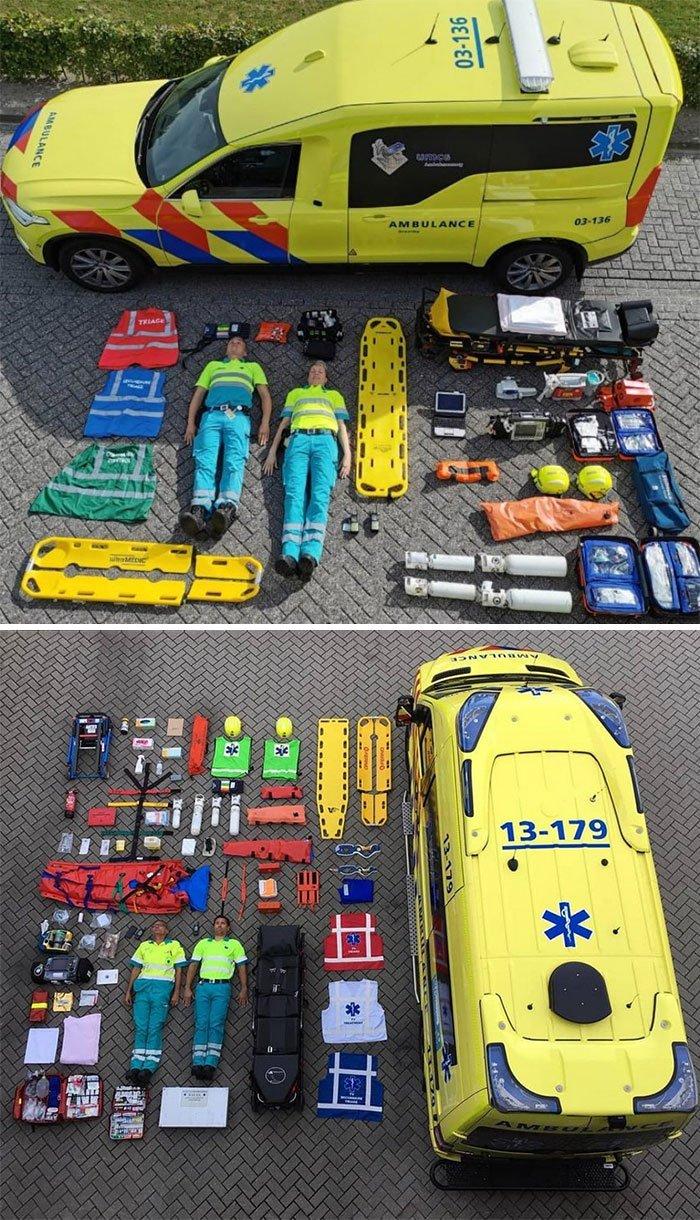 Dutch Ambulances