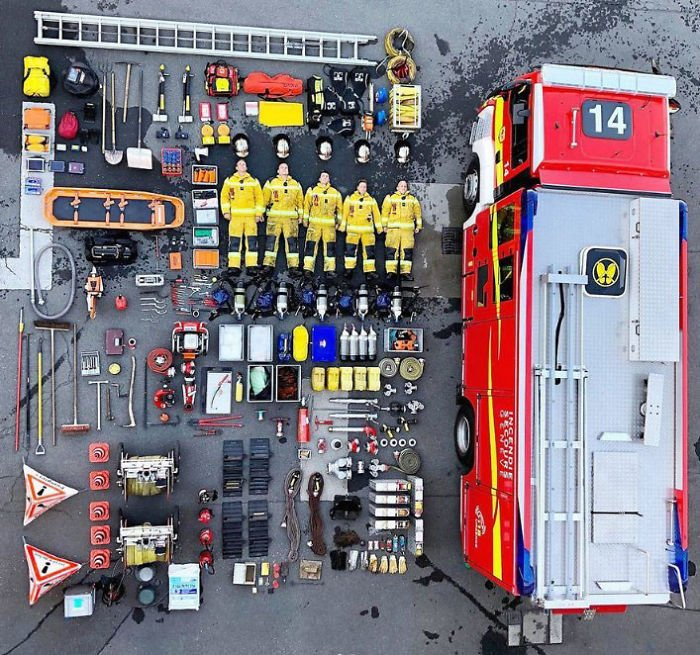 Geneva Fire And Rescue Service (Sis), Switzerland