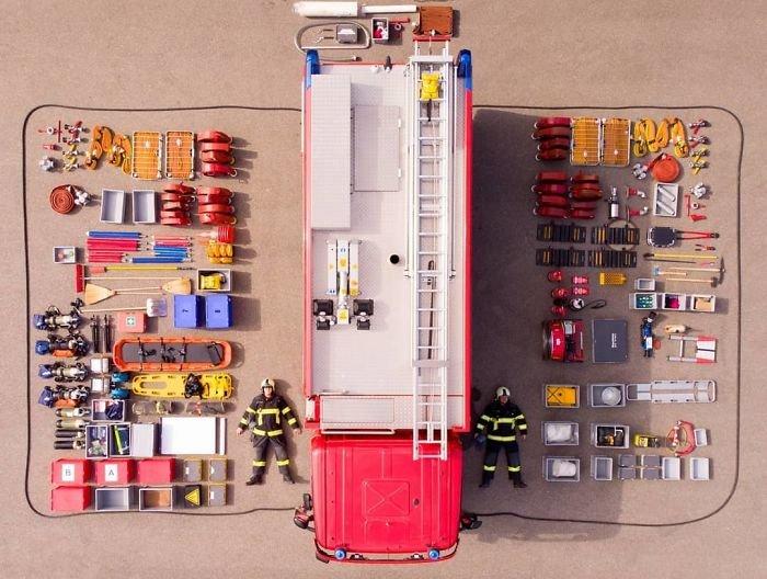 Fire Department Entfelden-Muhen